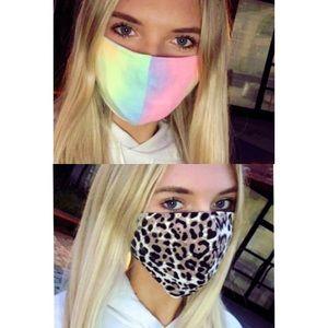 2 Face Mask Bundle Reusable Face Mask Face Shield
